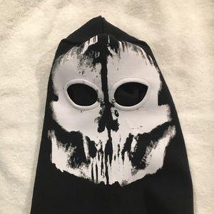 Holloween face ski mask